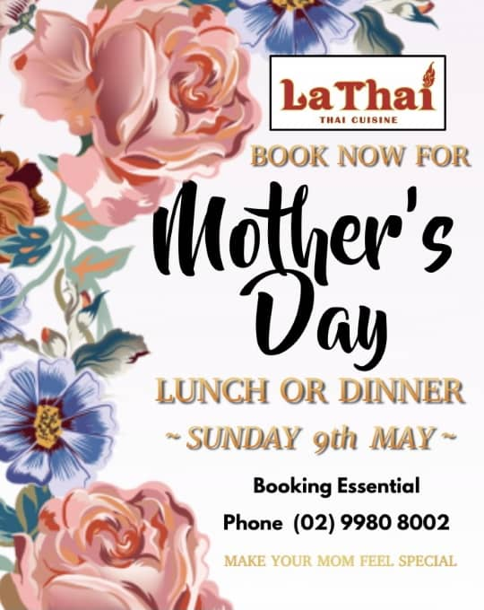 LaThai Mother's Day 2021
